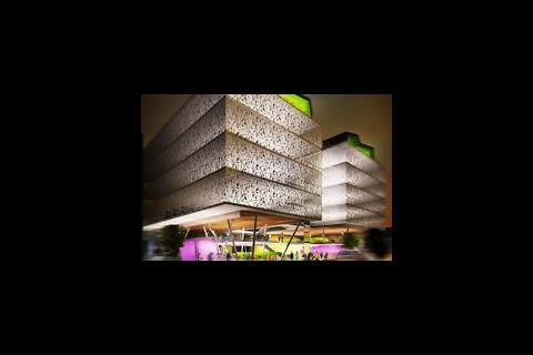 Bond Bryan's design for Sheffield Hallam University